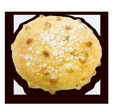 塩キャラメルメロンパン