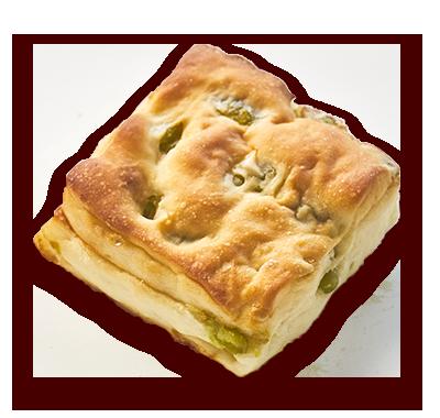 もっちり豆パン