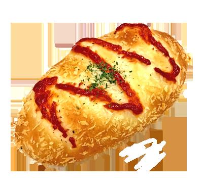 洋風カニクリームパン
