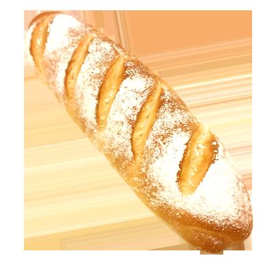 ふわふわフランス