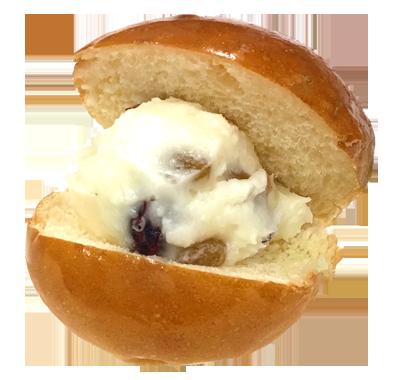 バタークリームサンド</br>(ミックスフルーツ)