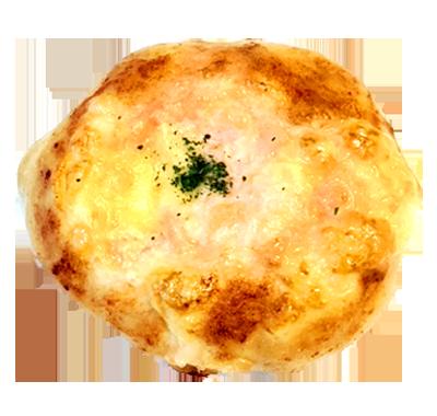 サーモンポテト