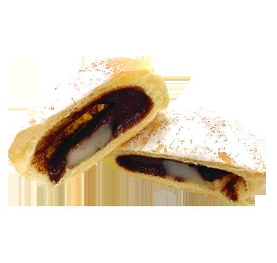 チョコ大福パン