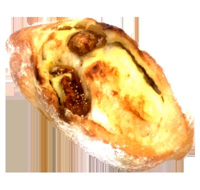 カマンベールチーズとイチジクのフランス