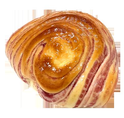 Wさつまいもパン